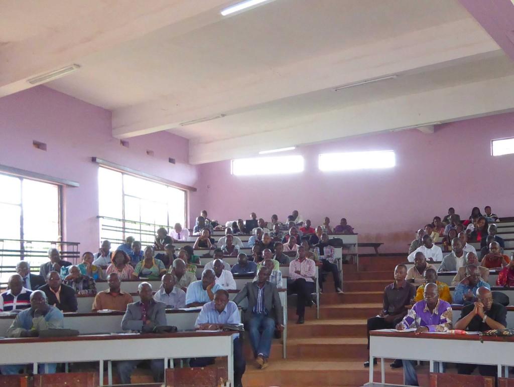 Lubumbashi Public FLSH